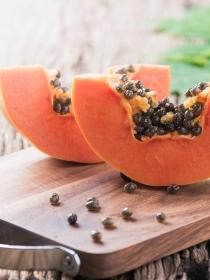 La papaya, una de las frutas más antioxidantes del mercado