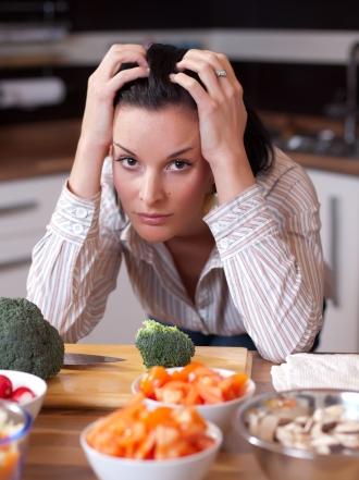 Lo que te puede pasar si sigues una dieta de 600-800 calorías