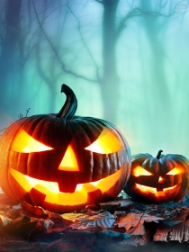 Halloween: Disfruta de la noche más terrorífica del año