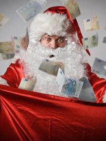 Soñar con la lotería de Navidad: ¡buena suerte!