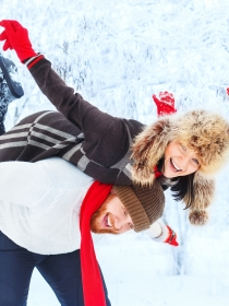 10 planes románticos en pareja para Navidad