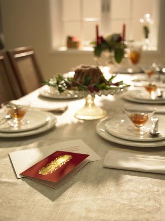Originales y baratas ideas para decorar tu mesa en Navidad