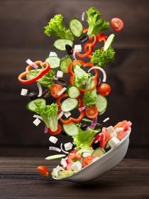 Consejos para elegir la ensalada más saludable