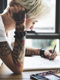 10 razones por las que el invierno es la mejor época par hacerse un tatuaje