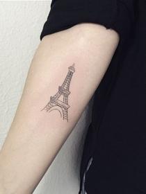 ¿Te gustan los tatuajes y viajar? ¡Atenta a estos diseños!