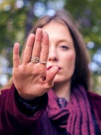 La historia de Inés, un ejemplo para salir de la violencia de género