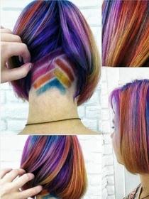 Tatuajes en el pelo: ¿te atreves?