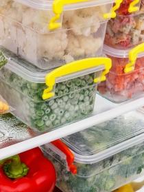 La manera más segura de descongelar alimentos