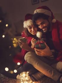 Frases de amor para tu pareja en Navidad