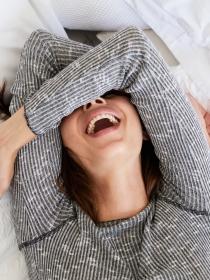 Aprende a reírte de ti misma y ¡sé feliz!
