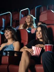Más de 300 películas para reír, llorar o emocionarse...