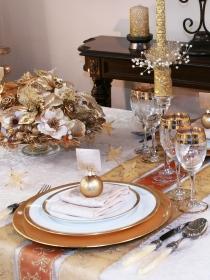 Cómo poner la mesa en Navidad: ¡Sorprende a tus invitados!