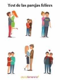 Test de las parejas felices: ¡Examina tu amor!
