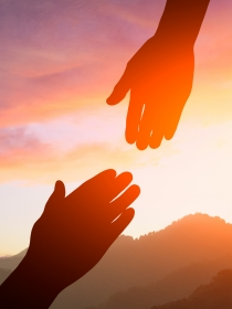 Pedir ayuda es sinónimo de fortaleza, no de debilidad