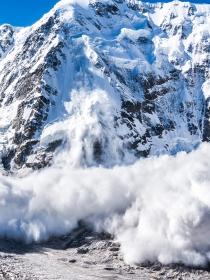 Soñar con una avalancha de nieve: ¡prepárate!