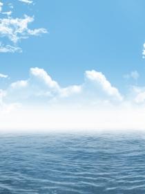 Soñar volando sobre un océano: sueña con la libertad