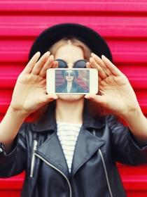 Cómo saber si tienes baja autoestima según el filtro de Instagram que utilizas