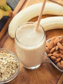 Batido de avena y plátano: mejora tu autoestima y evita la depresión