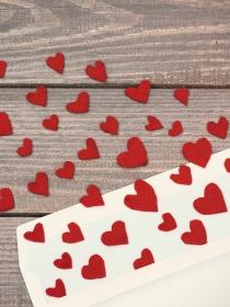 Carta de amor para San Valentín: díselo con palabras