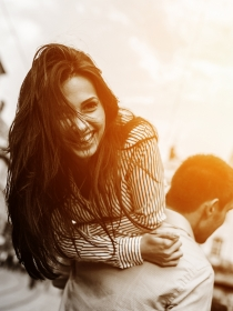 Las parejas que se ríen mucho son las que más duran