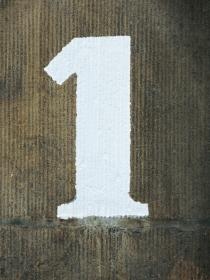 Numerología: significado del número 1