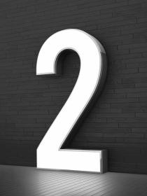Numerología: significado del número 2