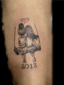 Ideas de tatuajes para recordar fechas importantes