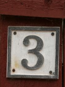 Numerología: significado del número 3