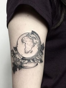 Los mejores tatuajes para mujeres aventureras