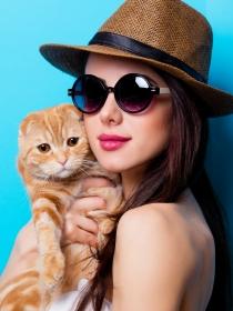 Carta de amor a tu gato: el compañero de vida perfecto
