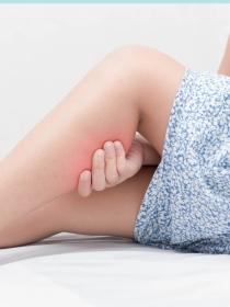 Por qué duelen las piernas cuando estás con la regla
