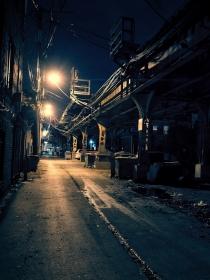 Soñar que caminas por una calle oscura: ¿no tienes miedo?