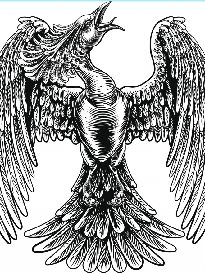 Qué Significa El Tatuaje Del Ave Fénix