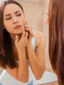 Dónde tienes acné y qué problema de salud sufres