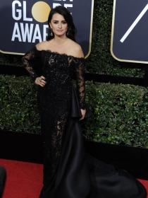 Oscars 2018: Cómo reinventar el negro del #metoo