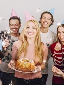 Frases cortas para felicitar el cumpleaños a Capricornio
