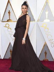 Las mejor vestidas de los Oscars 2018: Zendaya y Jennifer Lawrence