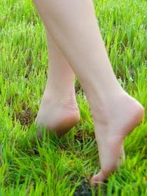 Soñar con tener los pies mojados: lista para el cambio