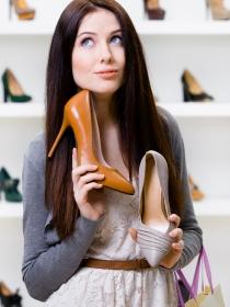 Soñar con zapatos nuevos: una nueva vida
