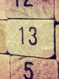 El significado del número 13 en sueños