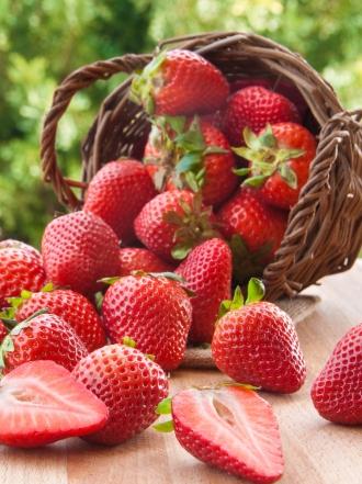 La mejor manera de conservar las fresas más tiempo