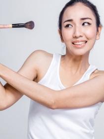 Alergia al maquillaje: ¡Atenta si notas estos síntomas!