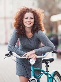 Que montar en bicicleta no dañe tu suelo pélvico
