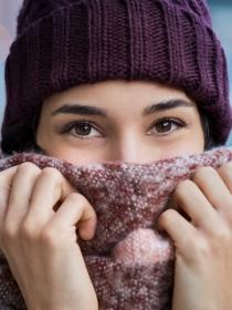 La alergia al frío existe y estos son sus síntomas