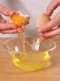 El poder de las claras de huevo para controlar el hambre