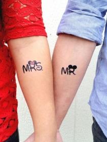 Ideas de frases para tatuarse en pareja: ¡todo amor!