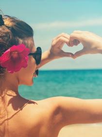 Carta de amor para una bonita relación de verano