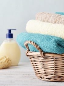 La forma correcta de lavar las toallas, ¿estás haciéndolo bien?