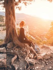 El significado de soñar que estás atrapado por un árbol