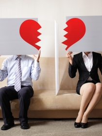 Carta de amor para superar una crisis en pareja